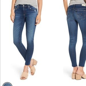 AG The Legging Ankle (Super Skinny Ankle) Size 30